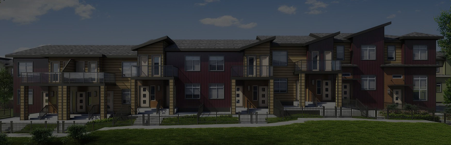 The Link at Symons Gate Townhomes